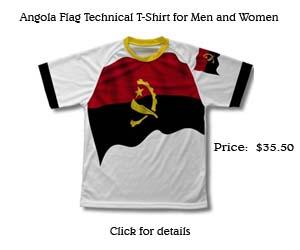 Tshirt-Angola