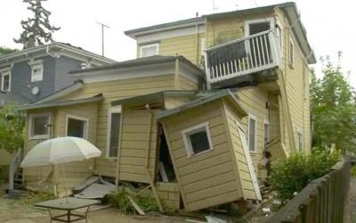 Tremor de terra na Califórnia