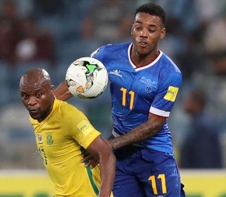 Cabo Verde volta a vencer África do Sul (1-2) e soma seis pontos
