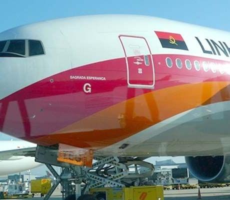 Companhia aérea TAAG cresce 11.1% nos voos Lisboa - Luanda