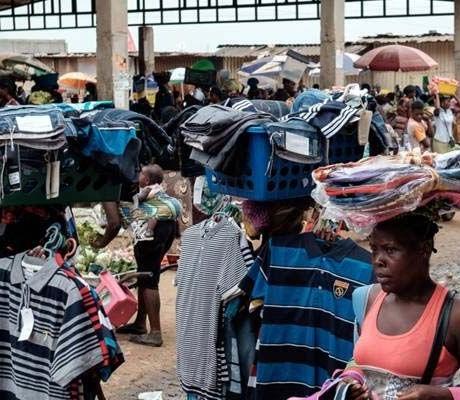 Angola abranda para 3,3% e precisa de crescimento inclusivo