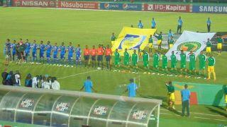 Cabo Verde empata com Zâmbia e fica fora da Copa