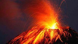 Lava reaches second Cape Verde town