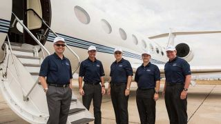 Gulfstream G650 Sets Round-the-World Speed Record